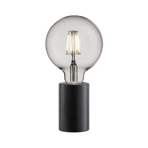Nordlux 'Siv' table lamp black marble Light Essentials