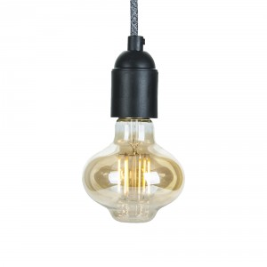 """Mollusco"" LED lamp 5,5W gold E27 Light Essentials"