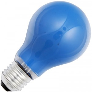 SPL incandescent blue 25W