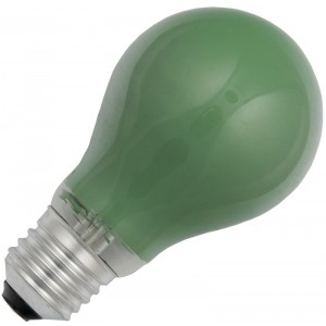 SPL incandescent green 25W