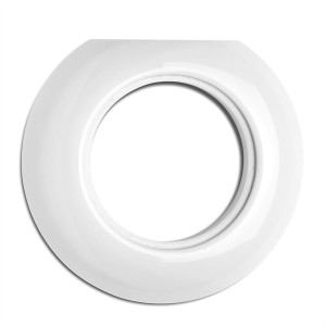 Porcelain cover end piece Light Essentials