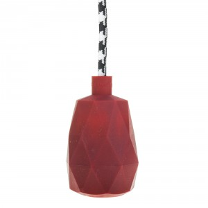 Lamp holder sleeve E27 burgundy Light Essentials