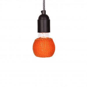 Bulb sleeve orange by Snoerboer