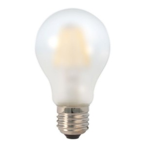 LED filament bulb frosted 6W (60W)