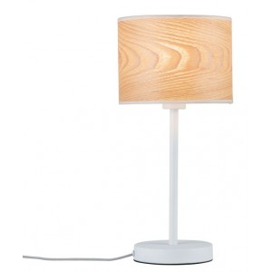 Table lamp 'Neta' wood Light Essentials