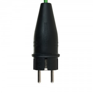 rubber power plug