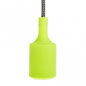 lime green socket sleeve