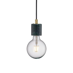 Nordlux 'Siv' pendant green marble Light Essentials