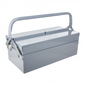 grey large toolbox Light Essentials