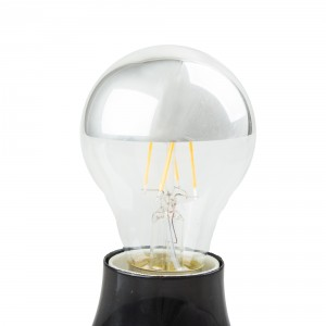 Snoerboer dimmable LED filament bulb 4W E27 top mirror  Light Essentials