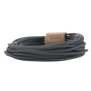Light Essentials colored cable anthracite