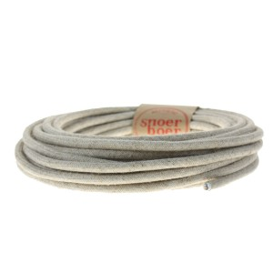 snoerboer colored cable canvas light essentials