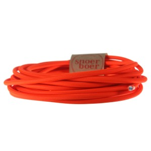colored cable neon orange