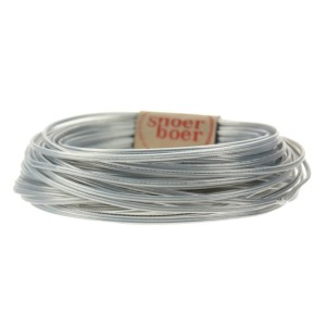 Extra thin transparent cable (4mm)