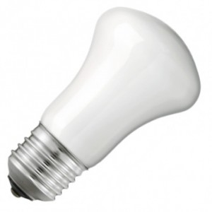 Mushroom Krypton 40W light bulb E27