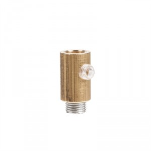 Cord grip brass - for thicker cables Light Essentials