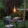 Single string light pendant E27 white - 3m Light Essentials