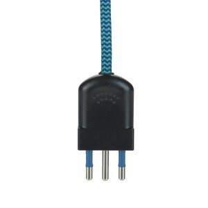 italian plug three pin