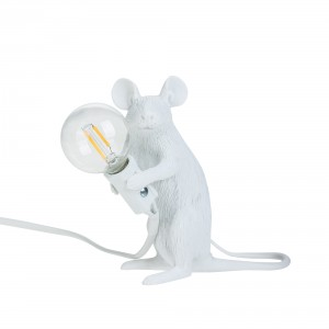 Seletti mouse tablelamp sitting