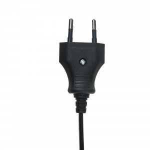 plug for flat cables