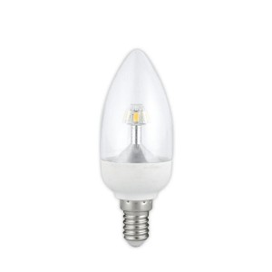 Calex dimmable LED flower candle 4W (40W) E14