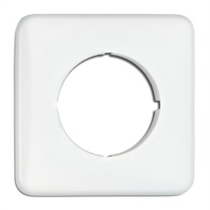 Single covering dimmer duroplast - square Light Essentials