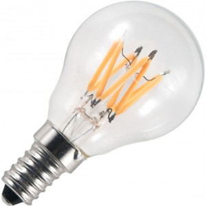 SPL E14 Filament LED Ball lamp 6W E14 2200K