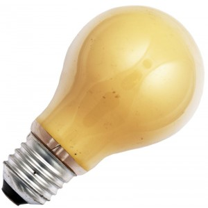 Incandescent yellow 25W E27