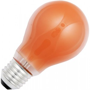 Incandescent orange 25W E27