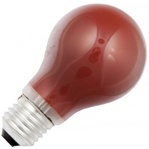 Incandescent red 25W E27