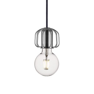 'Askja' socket/pendant system chrome Light Essentials