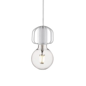 'Askja' socket/pendant system white Light Essentials