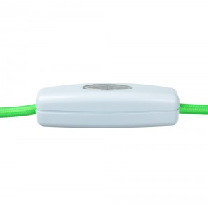 White cable dimmer for LED