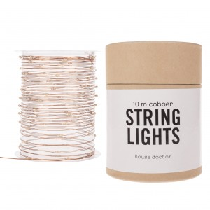 String lights copper Light Essentials