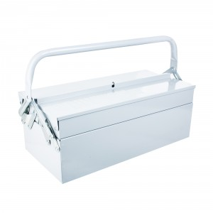 House Doctor toolbox white at Light Essentials