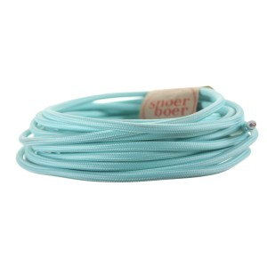 snoerboer colored cable mint