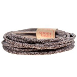 Lena brown fabric cable