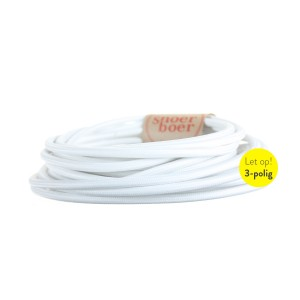 Light Essentials colored cable white grounded