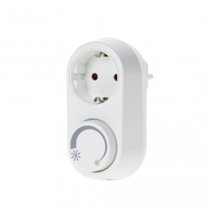 LED socket dimmer white