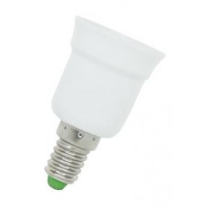 lamp holder adaptor E14 to E27 Light Essentials