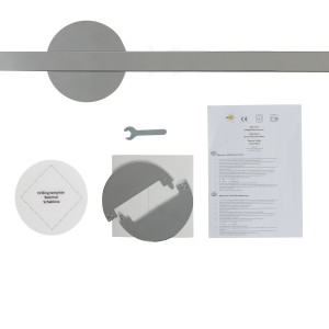 Lightswing Single chroom Light Essentials