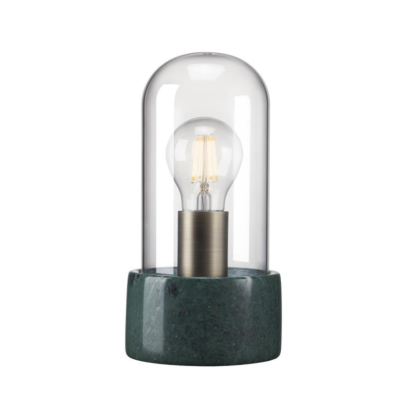 Nordlux 'Siv' table lamp green marble/glass Light Essentials
