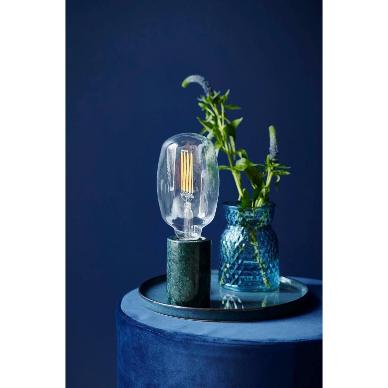 Nordlux 'Siv' table lamp green marble Light Essentials