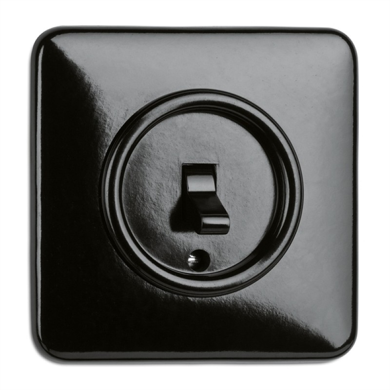 Bakelite toggle switch by THPG