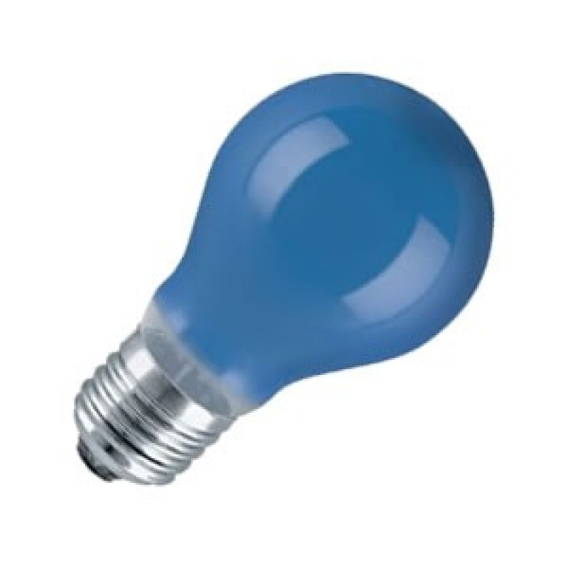 Blue Light Bulb 25w