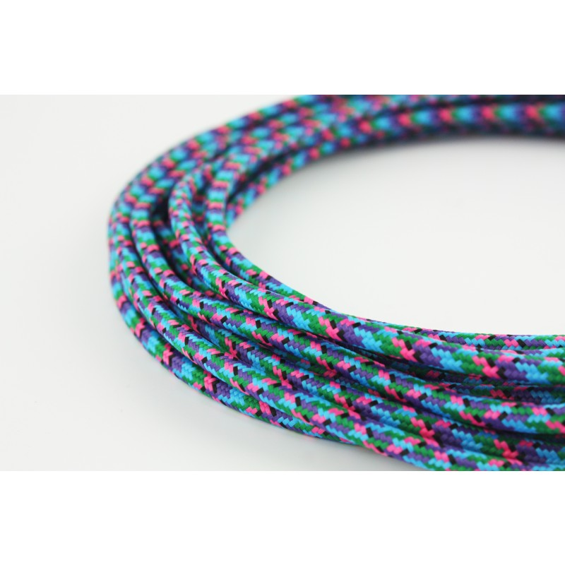 graffiti fabric cable Snoerboer