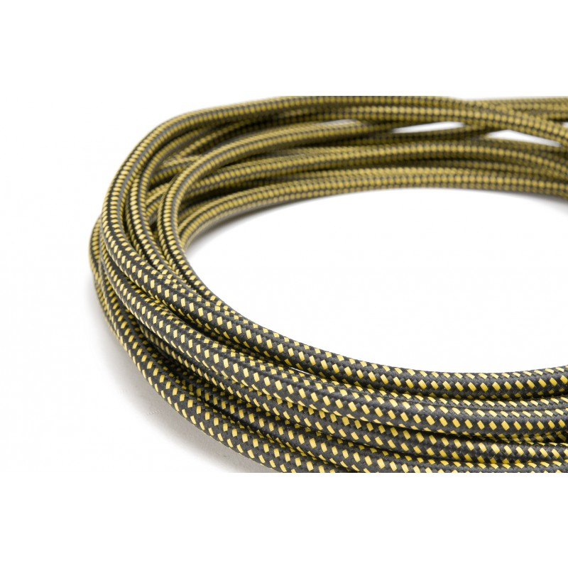 Textile cable NY cab