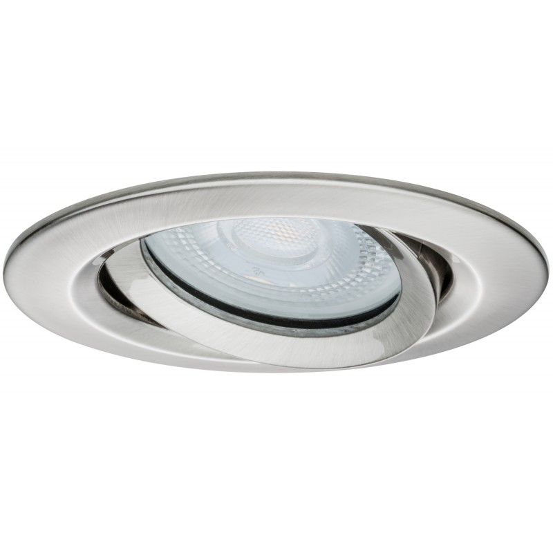 Recessed downlight LED swivelling - aluminum Light Essentials