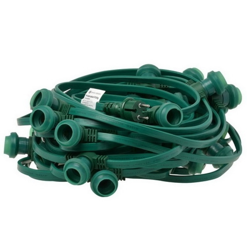 partylights 20 meter green