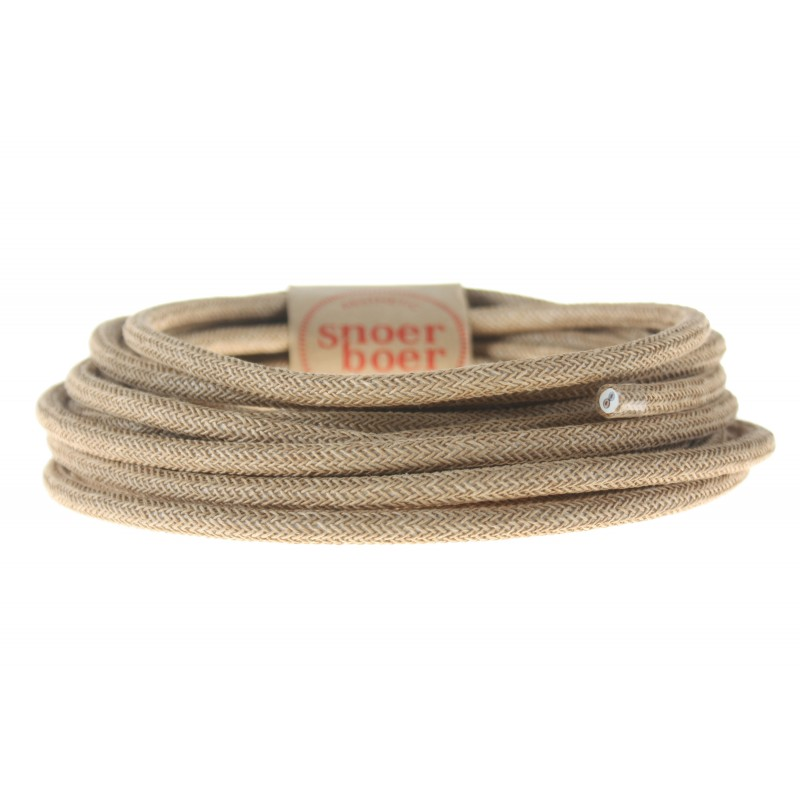 snoerboer colored cable sand dune